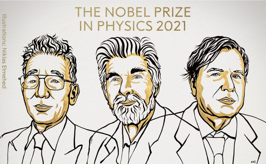 the noble prize in physics 2021 1024x631 - <b>Нобелівська премія у 2021 році:</b> як COVID-19 вплинув на нагороду - Заборона